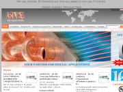 WEBOVÁ STRÁNKA Heat Transfer Systems s.r.o.   HTS Tepelné výměníky