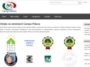 WEBOVÁ STRÁNKA Camp Pálava s.r.o.