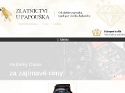 SITO WEB Zlatnictvi Pavel Hegr