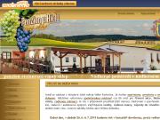 Strona (witryna) internetowa Restaurace, vinny sklep, penzion U Hiclu Ubytovani u Hiclu