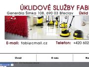 WEBOV� STR�NKA Alena �ebestov� - FABI �klidov� firma B�eclav