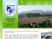 SITO WEB ALFA mlyn a balirna Nadezda Feithova