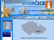 SITO WEB Obecni urad Uhercice OU