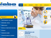 WEBOVÁ STRÁNKA ILABO, spol. s r.o. Laboratorní technika Kyjov
