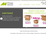 WEBOVÁ STRÁNKA MOTOMAX, s.r.o.