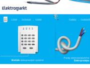 WEBOVÁ STRÁNKA Elektromarkt, spol. s r.o.