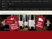 SITO WEB Templarske sklepy Cejkovice, vinarske druzstvo