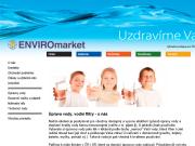 WEBOVÁ STRÁNKA ENVIROmarket