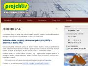 WEBOVÁ STRÁNKA Projektis, s.r.o. - projektový ateliér