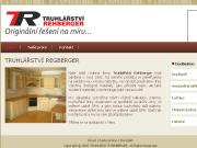 WEBOVÁ STRÁNKA Truhlářství Rehberger