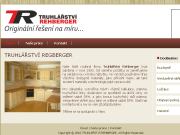 SITO WEB Truhlarstvi Rehberger