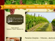SITO WEB Penzion Vrbovec AHARF s.r.o.