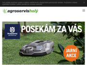 WEBSITE Agroservis Holy