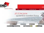 PÁGINA WEB Stavebni firma OSP spol. s r.o.