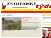 SITO WEB Znojemsky tyden Znojpres a.s.
