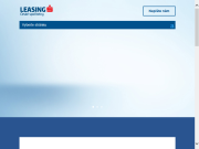 SITO WEB Erste Leasing, a.s.