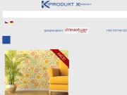 WEBOVÁ STRÁNKA K-Produkt, s.r.o.