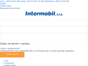 WEBSITE INTERMOBIL, s.r.o.