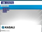 WEBOVÁ STRÁNKA KASALI, s.r.o.