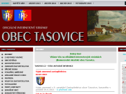WEBOVÁ STRÁNKA Obec Tasovice Obecní úřad