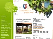 WEBOVÁ STRÁNKA Obec Nový Šaldorf-Sedlešovice Obecní úřad