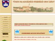 WEBOVÁ STRÁNKA Městys Lukov