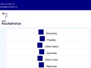 WEBOVÁ STRÁNKA Obec Kuchařovice Obecní úřad
