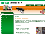 SITO WEB Lubomir Benes - Belm velkoobchod