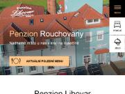 WEBOVÁ STRÁNKA Penzion Lihovar *** Rouchovany