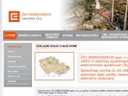 SITO WEB CEZ ENERGOSERVIS spol. s r.o.