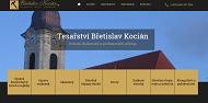 WEBOVÁ STRÁNKA B�etislav Koci�n -tesa�-pam�tk��