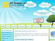 SITO WEB Jiri Drasar, a.s.