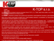 WEBSITE K-TOP, s.r.o.