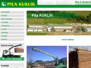 WEBOVÁ STRÁNKA Pila Kuklík Ing. Josef Prajsner