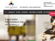 WEBOVÁ STRÁNKA Voda-topení-plyn SIGETY & ŠÁRKA s.r.o.