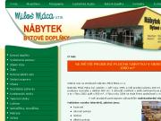 WEBOVÁ STRÁNKA Prodej n�bytku Milo� M�ca s.r.o.