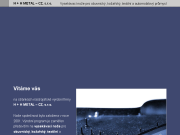 SITO WEB H + H METAL - CZ, s.r.o.