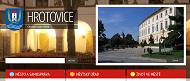 WEBOVÁ STRÁNKA MĚSTO HROTOVICE Městský úřad