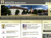 WEBOVÁ STRÁNKA MĚSTO MORAVSKÉ BUDĚJOVICE Městský úřad