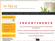 SITO WEB IN-TEX Jana Roubcova