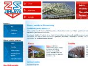 WEBOVÁ STRÁNKA Zem�d�lsk� stavby Jihlava, a.s. St�edisko d�evov�roby Tel�