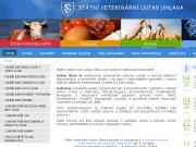 WEBOVÁ STRÁNKA St�tn� veterin�rn� �stav Jihlava