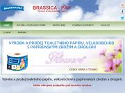 WEBOVÁ STRÁNKA BRASSICA-PAP, spol. s r.o.