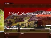 WEBOVÁ STRÁNKA Hotel - Restaurant Tři Věžičky