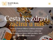 WEBOVÁ STRÁNKA Natural Jihlava JK s.r.o.