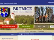 WEBOVÁ STRÁNKA MĚSTO BRTNICE
