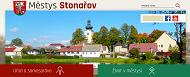 WEBOVÁ STRÁNKA Městys Stonařov