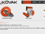 WEBOVÁ STRÁNKA K�VAK, spol. s r.o.
