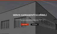 WEBOVÁ STRÁNKA Kardany, spol. s r.o.