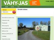 WEBOVÁ STRÁNKA V�HY-JAS, s.r.o.